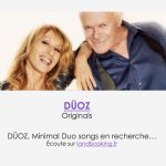 DÜOZ, 2 stage-mix en ligne chez Landbooking…